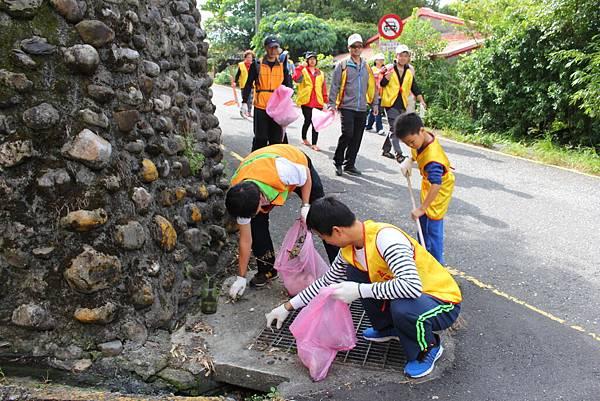 大坑罟社區清淨街道照片02