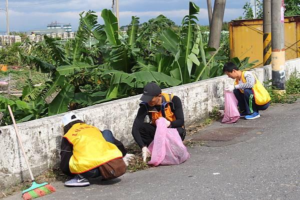 大坑罟社區清淨街道照片05