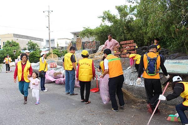 大坑罟社區清淨街道照片07