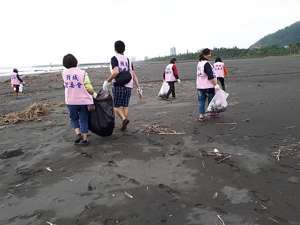 淨灘活動照片08