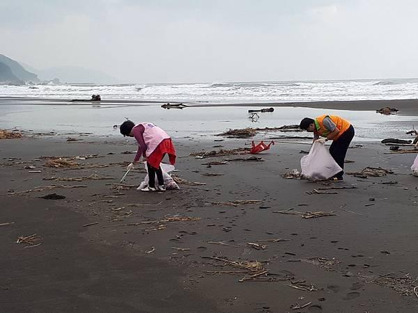 淨灘活動照片06