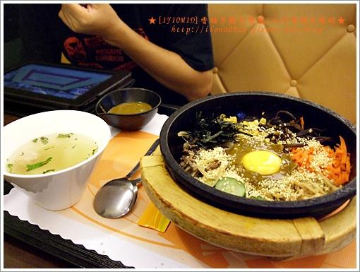 咖哩牛肉石鍋拌飯