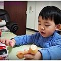 下午茶甜甜圈