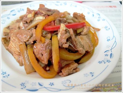 醬燒三層肉