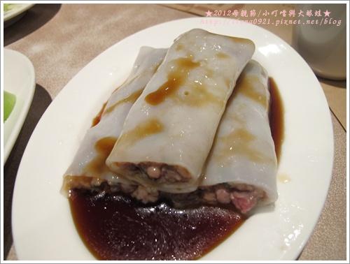 鮮金菇牛肉腸粉