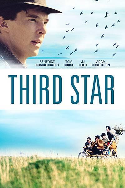 《尋找第三顆星》電影海報