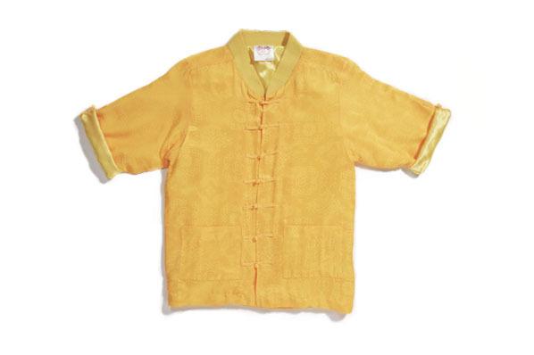 CLOT Royale China Shirt 中國唐裝 超限定入手