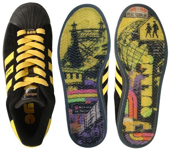 Adidas Original SuperStar SS Adicolor Y6 黑黃配色 台灣未發