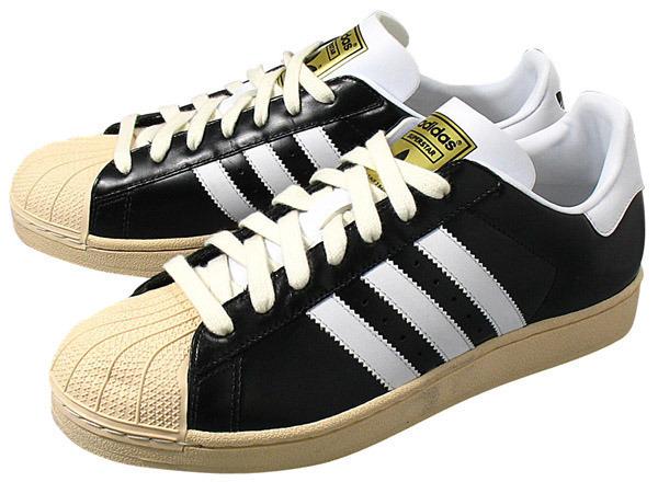 Adidas Original Superstar Vintage 黑白金標 黃底 降谷健治御用