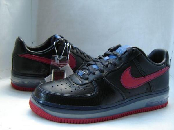 Nike air force 1 low supreme max air PARIS 巴黎限定 黑紅配色
