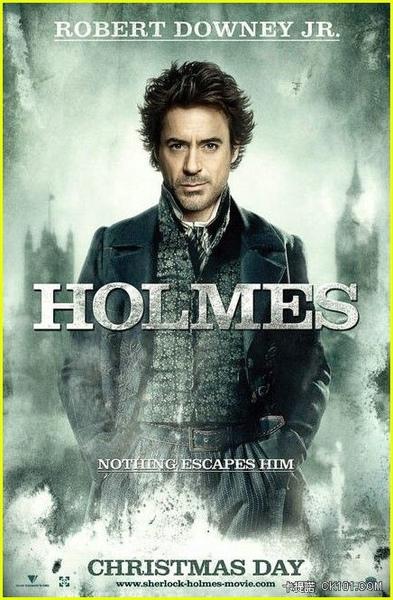 福爾摩斯 Sherlock Holmes