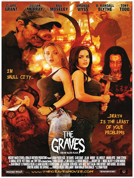 獵殺禁地- (The Graves)