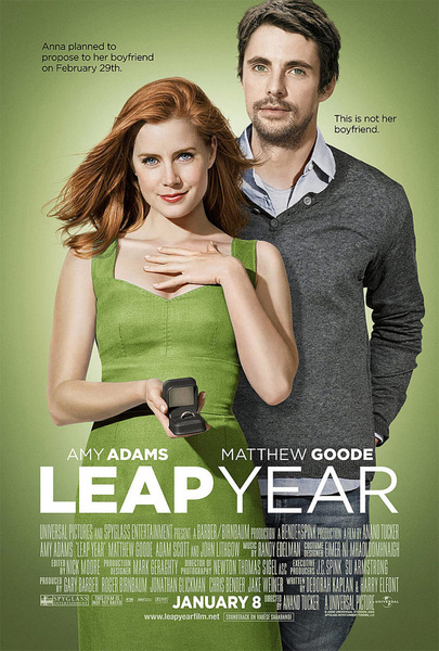 敗犬求婚日Leap Year