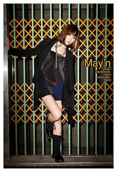 日本超級動漫歌姬.May'n
