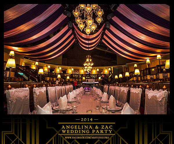 選好婚宴場地、服裝、再加上新娘舞團的熱舞、歌聲,就是一場精彩完美的婚宴!!