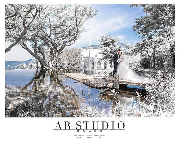 ARstudio/自助婚紗/外景場地/陽明山/真愛桃花園/