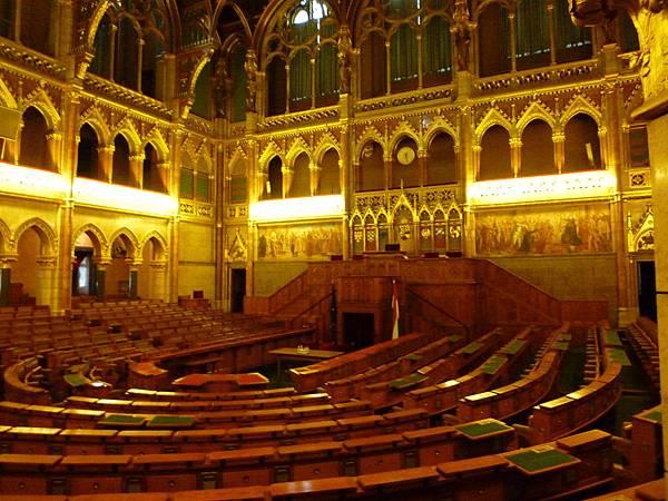 國會大廈-議會廳