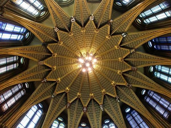 國會大廈天花板