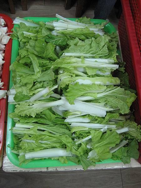 小白菜(from里仁)