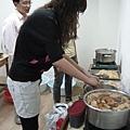 維倫在煮菜