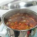一半有機蕃茄鍋