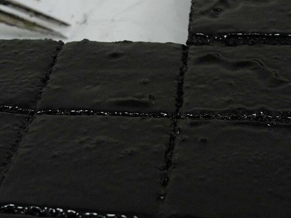 章魚哥巧克力蛋糕(吃完嘴巴會像章魚一樣黑黑的!)