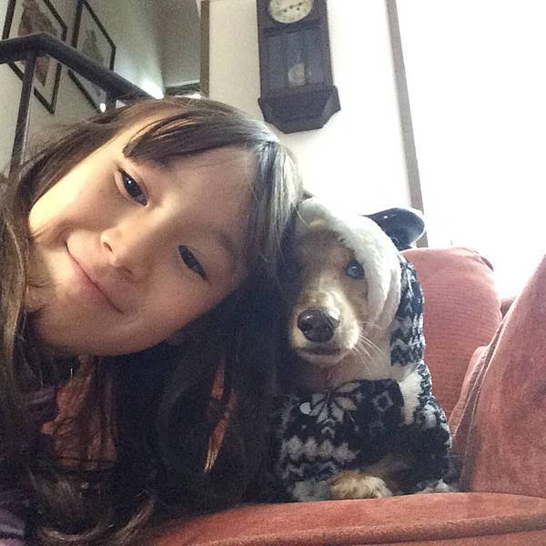 amelia&dog1
