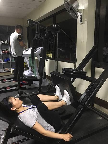 菲律賓學英文也可以邊健身ElaineVito-2.jpg
