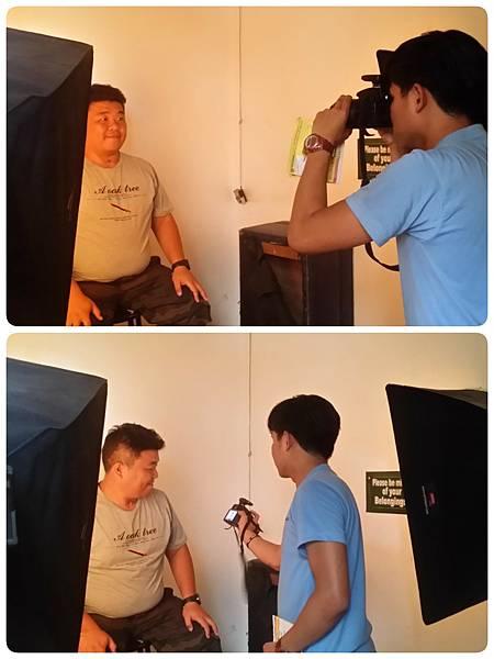03菲律賓學英文在菲律賓拍大頭照Vito.jpg
