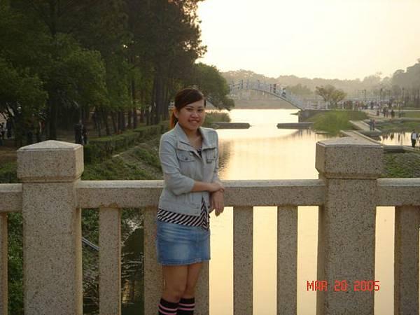 慈湖ㄉ夕陽~