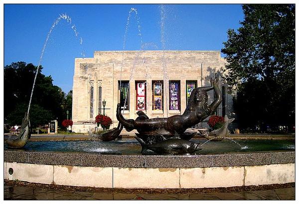10-1_修瓦特噴泉Showalter Fountain,優雅的維納斯化身.jpg
