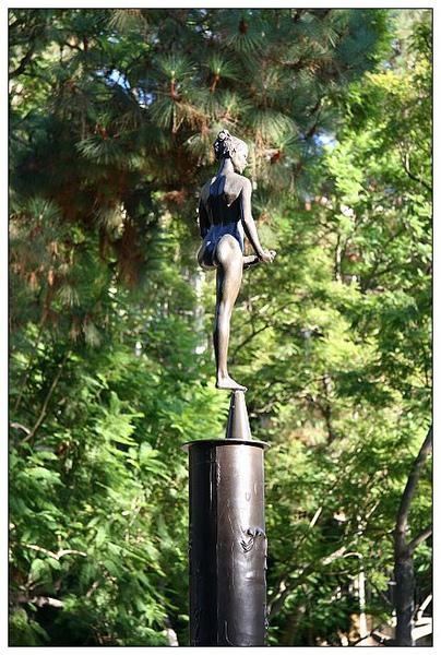 5_2莫非雕塑公園 The Franklin D. Murphy Sculpture Garden.JPG