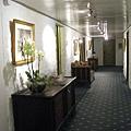 這家飯店內部設計真的很美