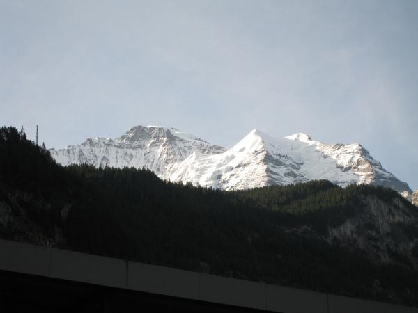 我們要上少女峰囉!Jungfrau~
