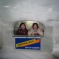 我們進入冰宮囉!