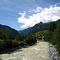 瑞士的大自然景色真的很讚