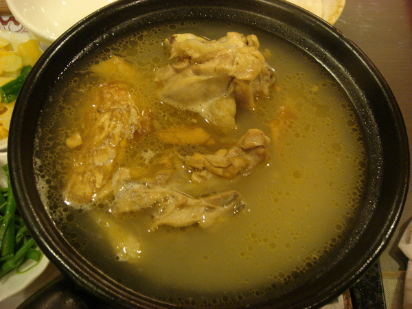 精燉麻油雞餐.JPG