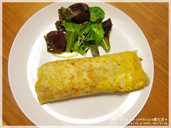 鯛魚培根蛋餅3