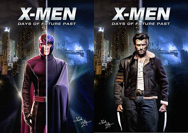 X-Men:Days of Future Past 3