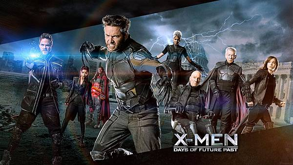 X-Men:Days of Future Past 2