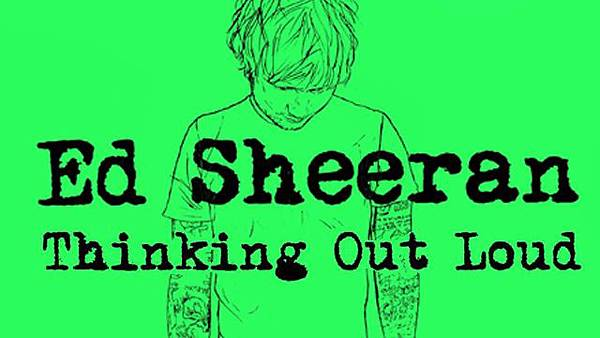 ed sheeran thinking out loud