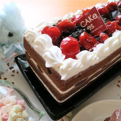 戀愛 熱戀 黑森林蛋糕