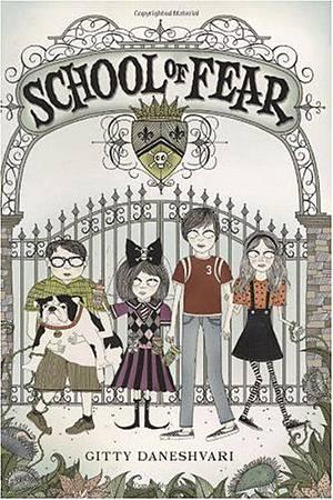 恐懼學校1:失控的嚇令營