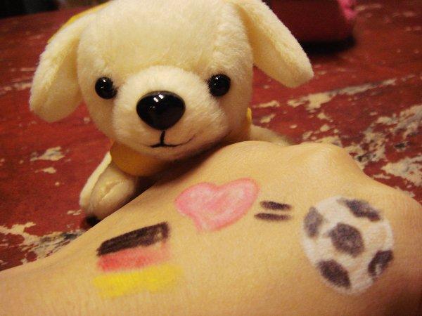 導盲犬協會的義賣商品 : )