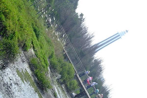 王功漁港燈塔~~不是鵝鑾鼻燈塔喔