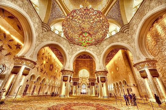 大清真寺內觀