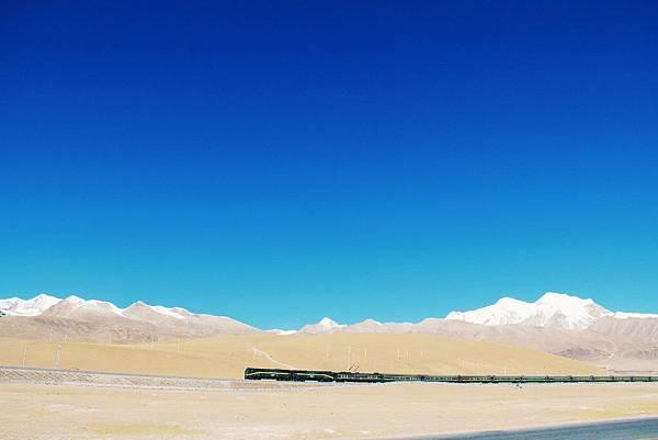 青藏鐵路遠景