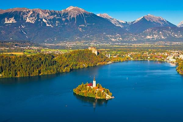 愛旅遊_克羅埃西亞.斯洛維尼亞十日