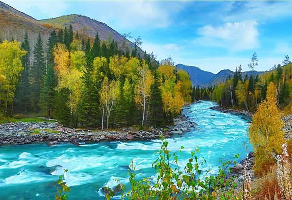 愛旅遊新疆全覽18+1日-喀納斯湖1-18
