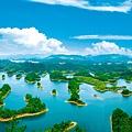 湖中1078座島嶼 - 千島湖 @愛旅遊